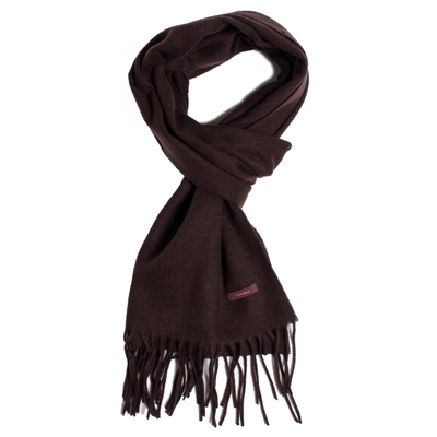Cashmere Muffler_Brown