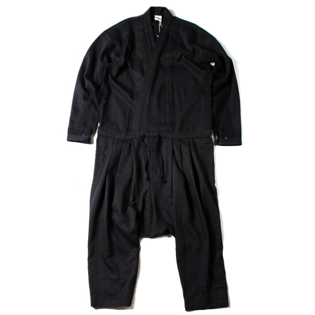 KESA INSPIRED JUMPSUIT_BLACK