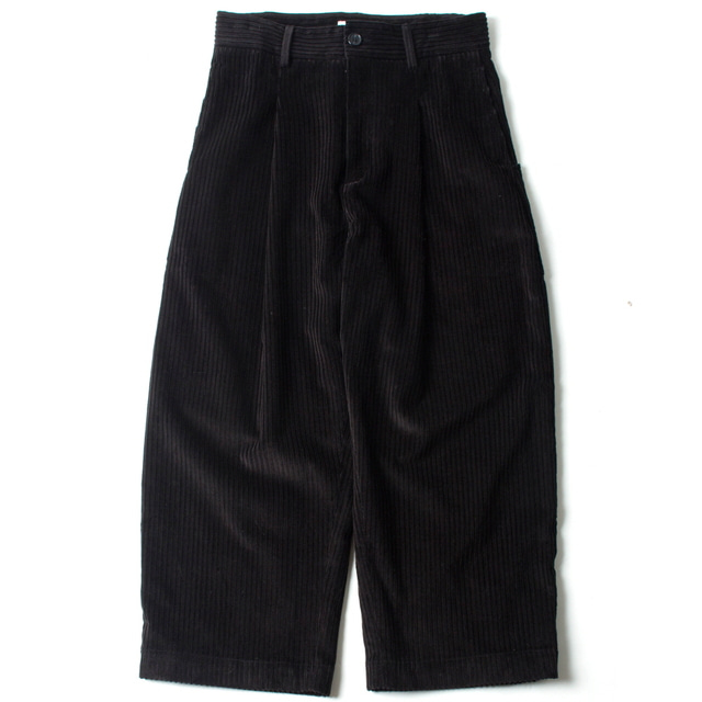 BRIDGES PANT B_BLACK