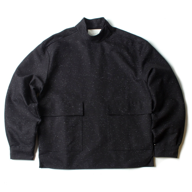 CAPSULE OVER SHIRT_BLACK