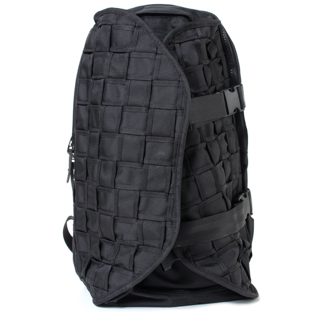 DOUBLE STRAP BACK PACK BP43_BLACK
