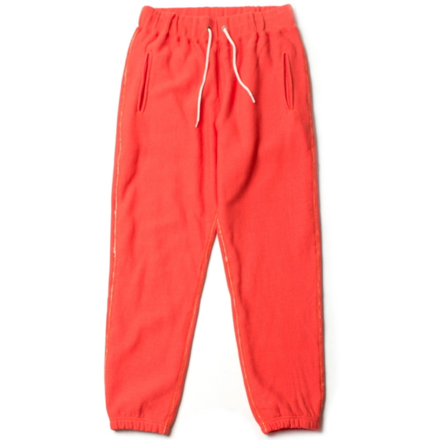W FACE SWEET PANTS_ORANGE