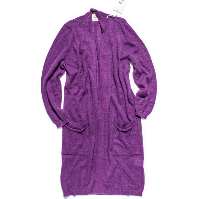 AS01 0265 7000 KNIT WEAR_PURPLE