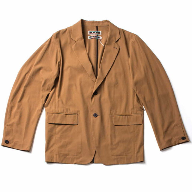 2B TAILORED JKT_BROWN