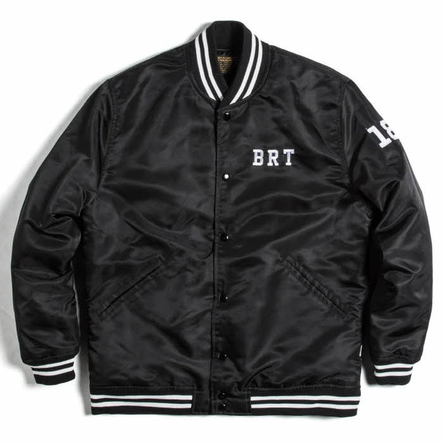 Stadium Jacket_Black