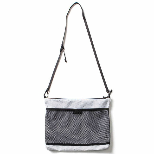 SACOCHE BAG_WHITE