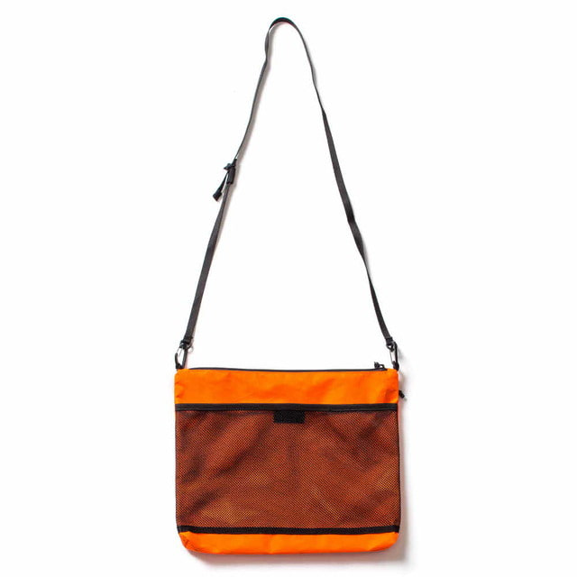 SACOCHE BAG_ORANGE