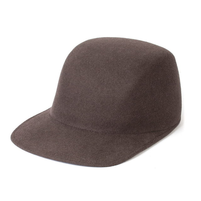 SHARED LAPIN CAMPER CAP_BROWN