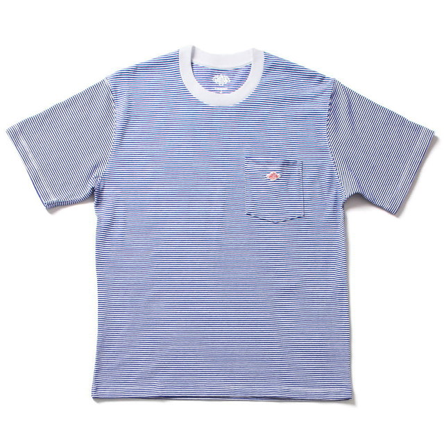 JD_9041 T SHIRT_BLUE