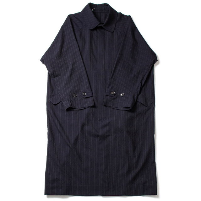 TRENCH COAT_NAVY