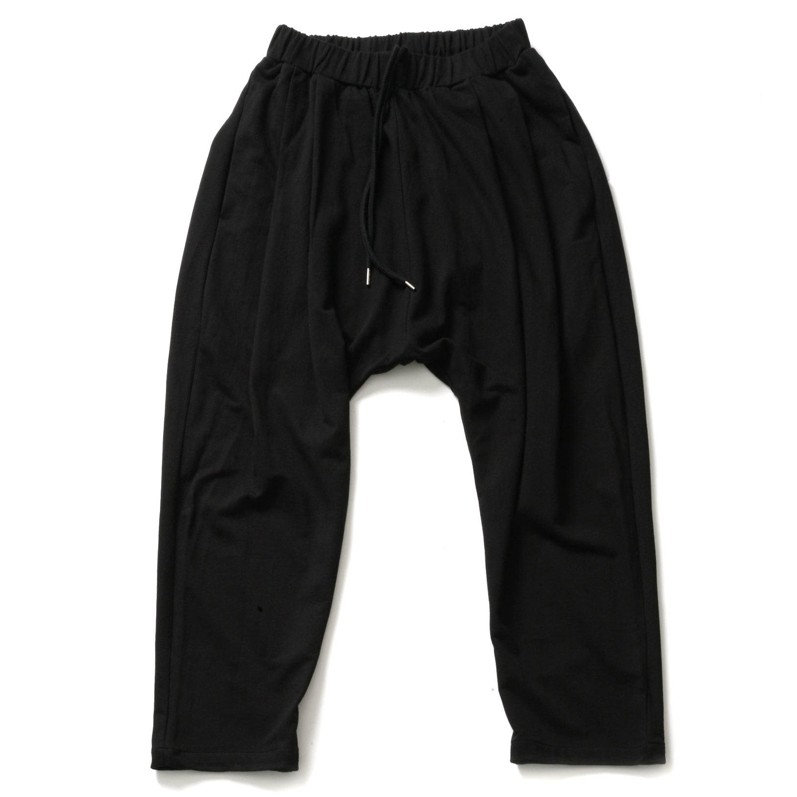 WHARF SWEAT PANTS_BLACK
