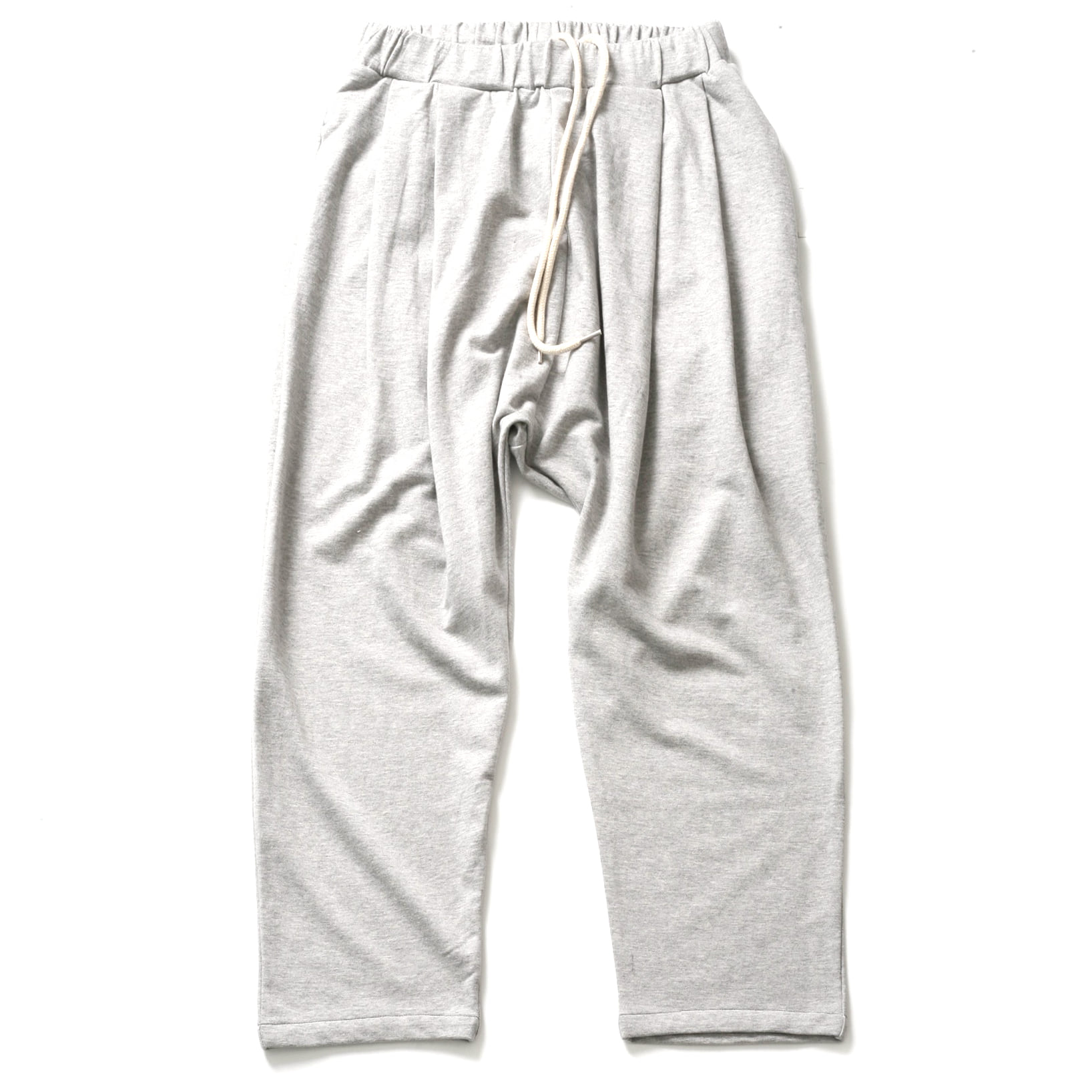 WHARF SWEAT PANTS_GRAY