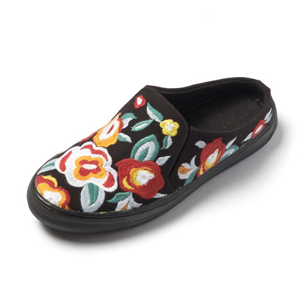 FLOWER SLIPON SNEAKER