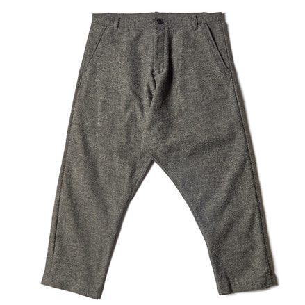 REGULAR FIT TROUSERS _ LT GREY