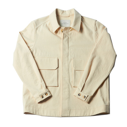 MAP MODERN BDU JACKET _ CREAM