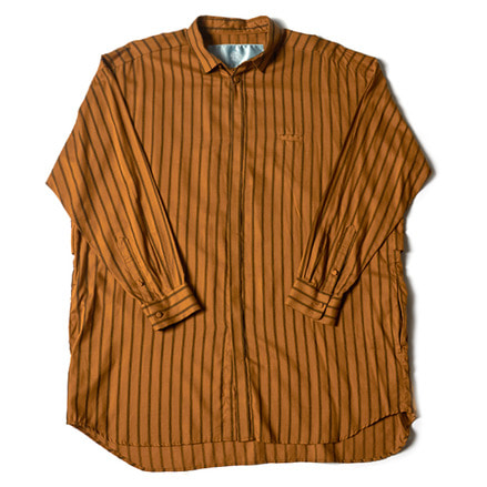 TRENCH SHIRT _ ORCHER