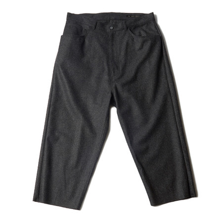 OVER PANTS_CHARCOAL GREY
