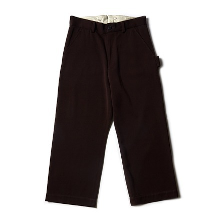 PAINTER PANTS (TYPE B)_BROWN