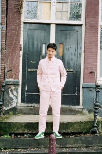 BONNE SUITS 18AW LOOKBOOK