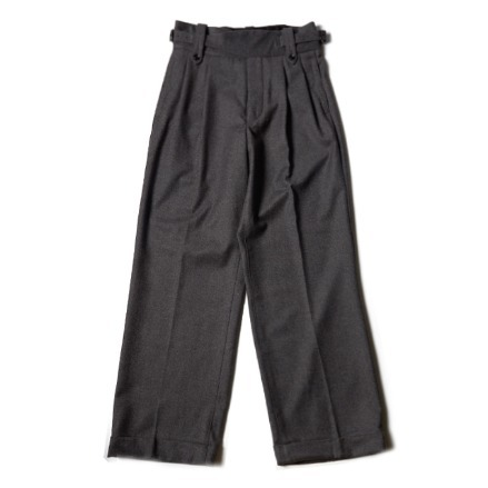 GURKHA PANTS_GREY