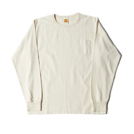 TROPHY CLOTHING OD VOLUME COTTON LS TEE