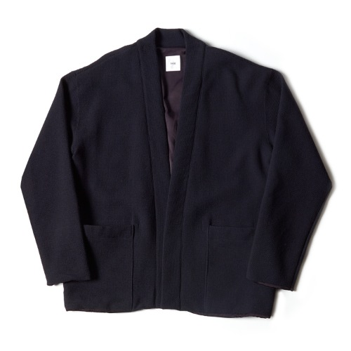 LT39XC05 LINED EASY CARDIGAN_NAVY