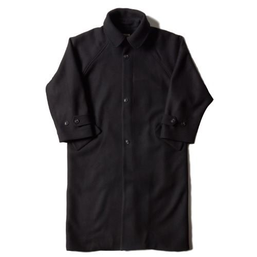 WHARF COAT_BLACK