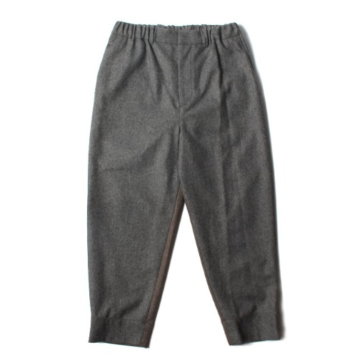 EASY PANTS_GRAY/BROWN