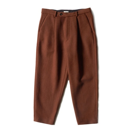 STANDARD PANTS_BROWN
