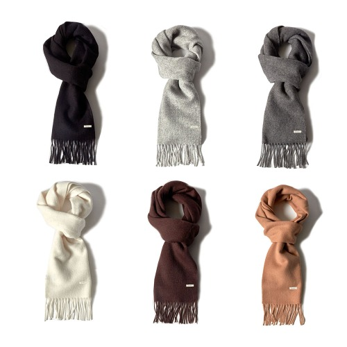 WOOL MUFFLER_6 COLOR