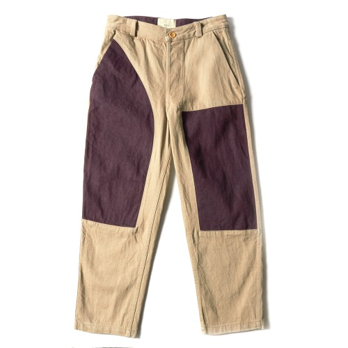 PATCH PANT_CREAM