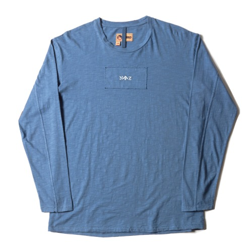 LYBRO LONG SLEEVE TEE_LIGHT BLUE