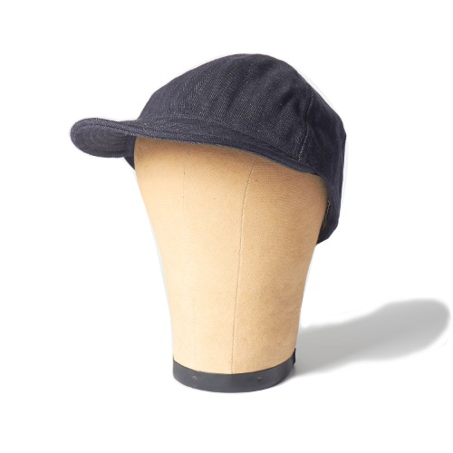 LYBRO MECHANICS CAP PIG HE CO_DARK NAVY