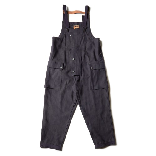 LYBRO NAVAL DUNGAREE HB-DARK NAVY