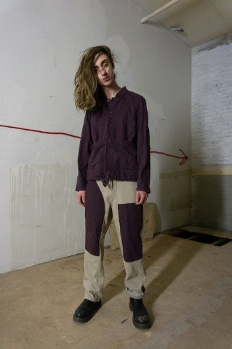 ZED 18AW LOOKBOOK