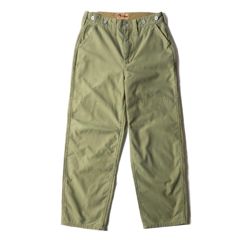 LYBRO BASIC MILITARY PANT_GREEN