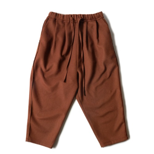 WHARF PANTS_BROWN