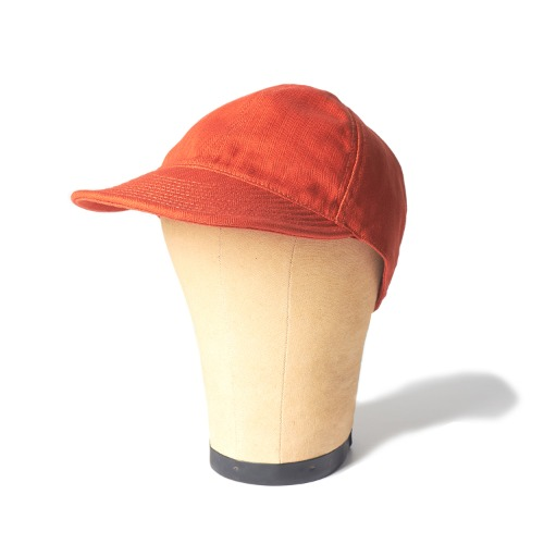 LYBRO MECHANICS CAP PIG HE CO_DK ORANGE