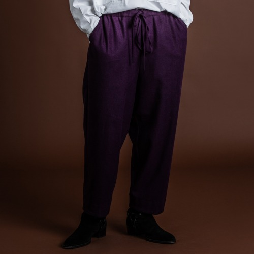 DAILY PANTS_PURPLE