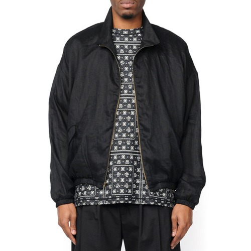 OLD DOG BLOUSON_BLACK