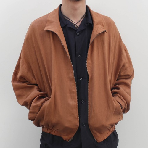OLD DOG BLOUSON_BROWN