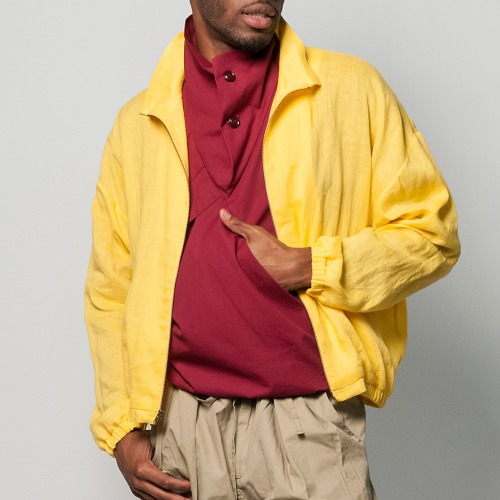 OLD DOG BLOUSON_YELLOW