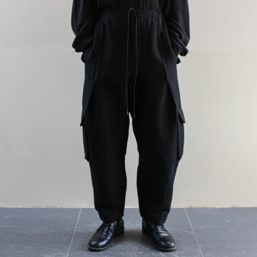 DECONTRUCT WAISTBAND PANTS