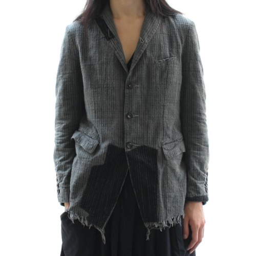 SPECIAL LIMITED REMAKE JACKET_CHARCOAL